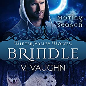 Brindle: Winter Valley Wolves #1 Audiobook