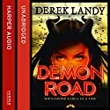 Demon Road Audiobook by Derek Landy Narrated by Kathryn Griffiths