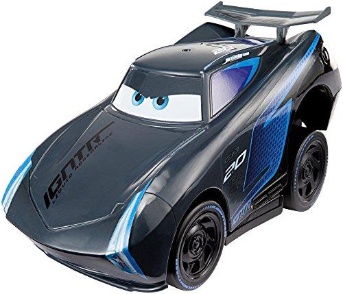Disney Pixar Cars 3 Revvin' Action Jackson Storm Vehicle