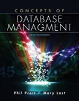 Concepts of Database Management, 8th Edition Front Cover