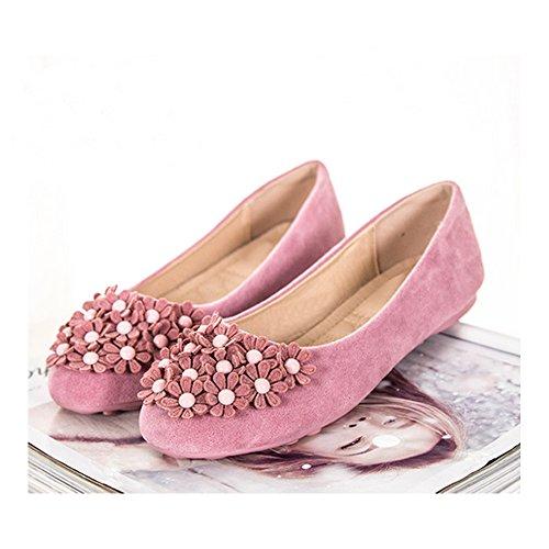SOIXANTE Ballerine Ballerine Donna SOIXANTE Rose Donna 6w8Rqz5R