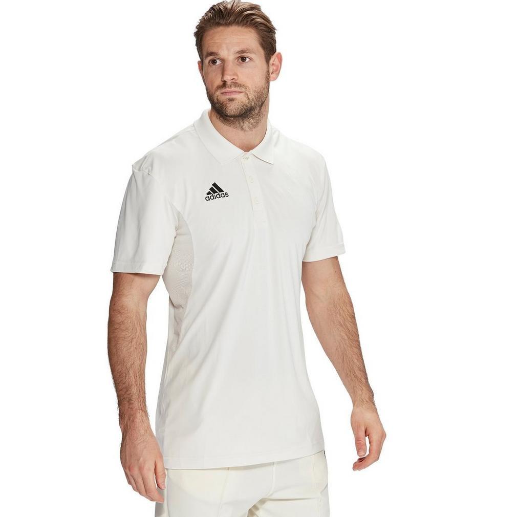 adidas Howzat MenÔÇÖs Cricket T-Shirt AJ4507