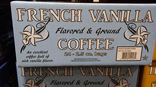 lacas-coffee-french-vanilla-coffee-25-oz-24-pack