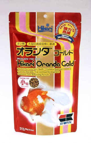 Hikari Oranda Gold Mini 300G 300G