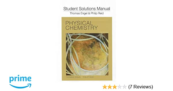 student s solutions manual for physical chemistry tom engel phil rh amazon com physical chemistry engel reid solutions manual physical chemistry thomas engel solutions manual pdf