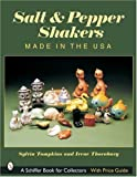 img - for Salt & Pepper Shakers: Made in the USA by Sylvia Tompkins (2004-08-30) book / textbook / text book