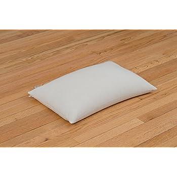 Amazon Com Rectangular Buckwheat Pillow Comfysleep 14