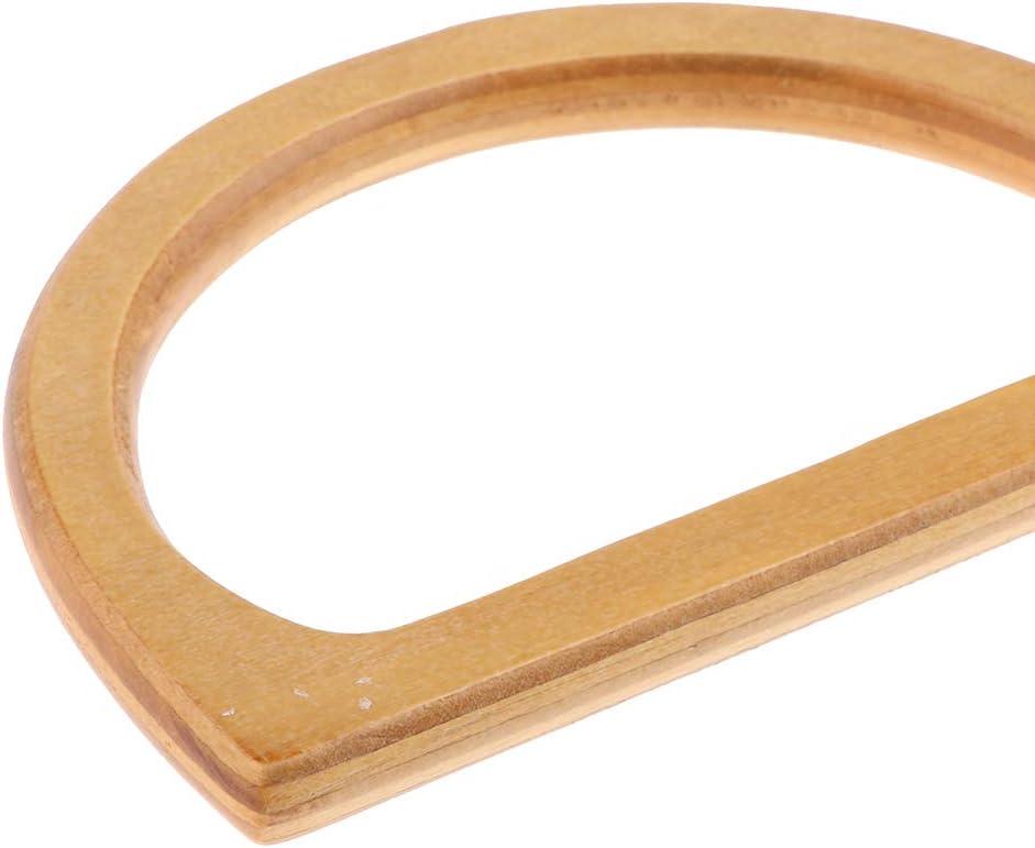 Sharplace 2er//Pack Metall Quadratische Taschenb/ügel Taschenhenkel Taschengriffe f/ür DIY Damen-Handtasche Geldb/örse Schultertasche