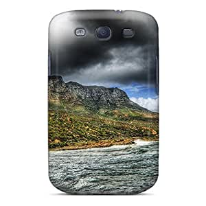 Series Skin Case Cover For Galaxy S3(secluded Wild Beach Hdr)