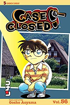Case Closed, Vol. 56: Season of the Witch by [Aoyama, Gosho]