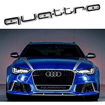 Amazon Com Oes Genuine Audi Front Grille Quot Audi Quot Rings