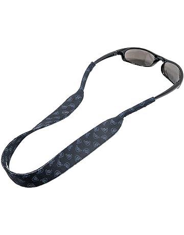 01bfbf1bca Ukes Premium Sunglass Strap - Durable   Soft Eyewear Retainer Designed with  Floating Neoprene Material -