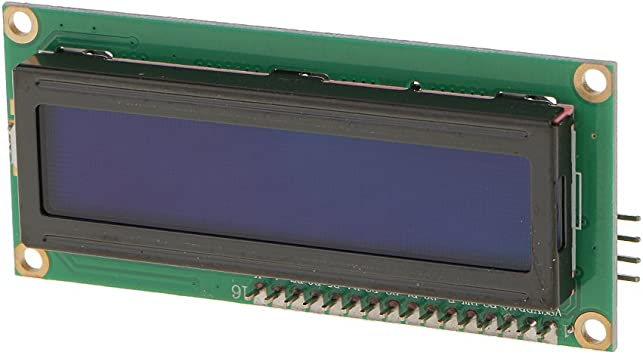 MagiDeal IIC I2C Serie 1602 16x2 Pantalla LCD Módulo de Carácter ...