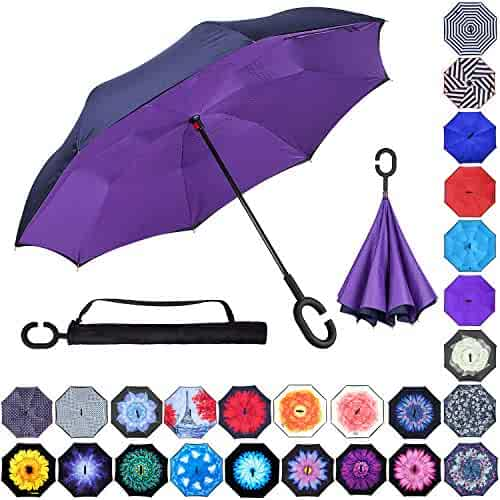 SUNEED Compact Travel Umbrella Mini UV Protection Umbrella Lightweight Mini Travel Umbrella Compact Small Folding Umbrella Rain /& Sun Portable Pocket Umbrella for Women Men Light Purple