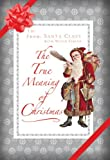 The True Meaning of Christmas, Santa Claus and Mitch Finley, 0824524993