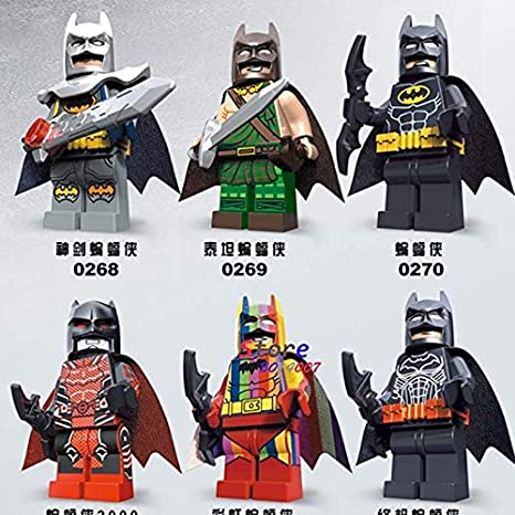Toys & Hobbies Blocks Good 6pcs Star Wars Superhero Ninja Classic Series Training Suit Cole Jay Lloyd Zane Building Blocks Model Bricks Toys For Children