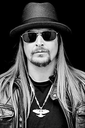 - NewBrightBase Kid Rock - Robert James Ritchie Fabric Cloth Rolled Wall Poster Print - Size: (36