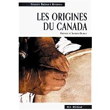 Origines du canada -les