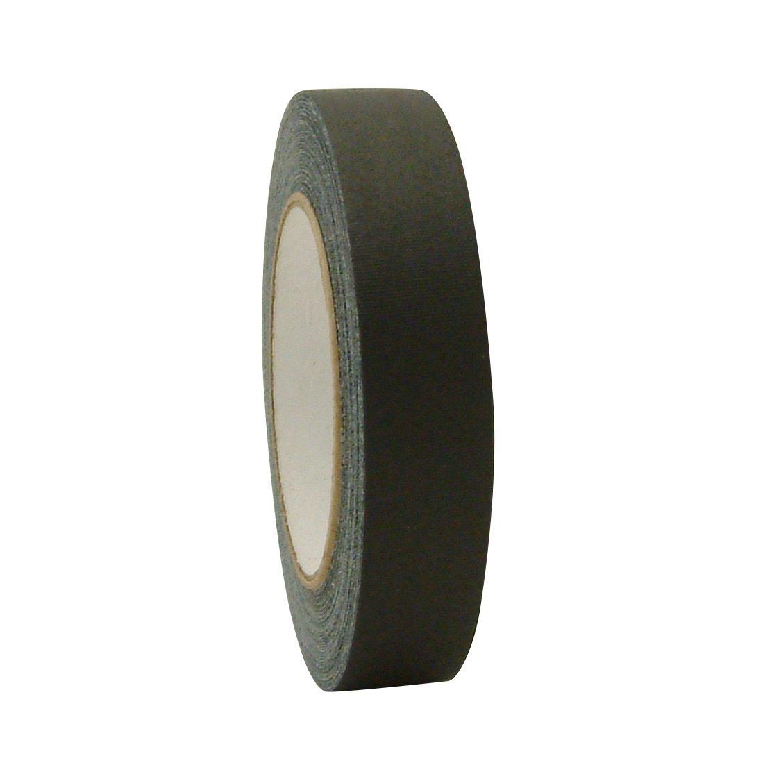 J.V. Converting GAFF30YD/BLK130 JVCC GAFF30YD Premium Grade 30 Yard Gaffers Tape: 1'' x 30 yd., black
