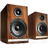 Audioengine HDP6 Passive Speakers Bookshelf Speakers Pair   Home Stereo High-Powered 2-Way Desktop Speakers   AV Receiver or