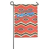 Printed Town Drunk Line Garden Flag offers