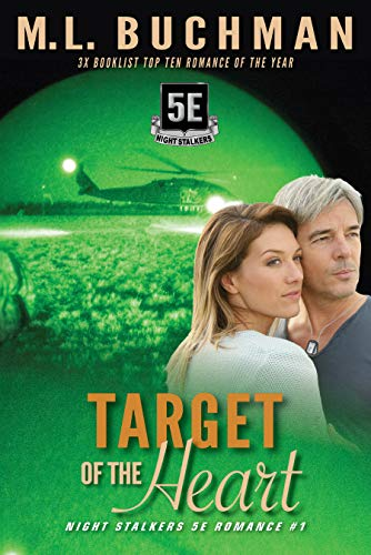 Target of the Heart (The Night Stalkers 5E Book - Target Heart