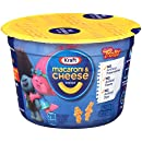 Kraft Macaroni and Cheese Easy Mac Cups, Trolls Shapes,1.9-Ounce(Pack of 10)