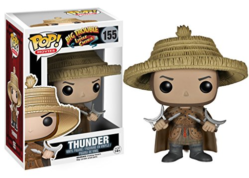Funko POP Movies: Big Trouble in Little China - Thunder Action Figure from Funko