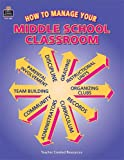 How to Manage Your Middle School Classroom, Jeff Williams, 1557345481