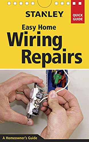 stanley easy home wiring repairs clifford a popejoy 9781631860027 rh amazon com Book Rings Log Book
