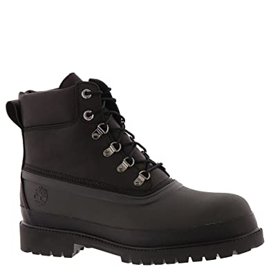 Amazon.com | Timberland Icon Rubber Toe Winter Boot - Men's | Industrial &  Construction Boots