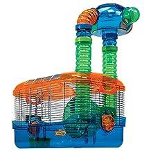Kaytee CritterTrail Triple Play Three-In-One Habitat for Hamsters
