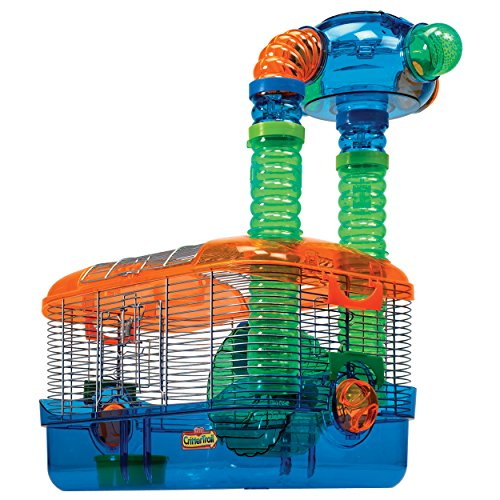 51EaHu0riwL - Kaytee Critter Trail Triple Play 3 in One Habitat for Hamsters