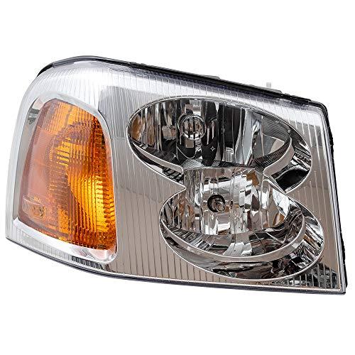 15866070 Headlamp - Passengers Headlight Headlamp Replacement for GMC SUV 15866070