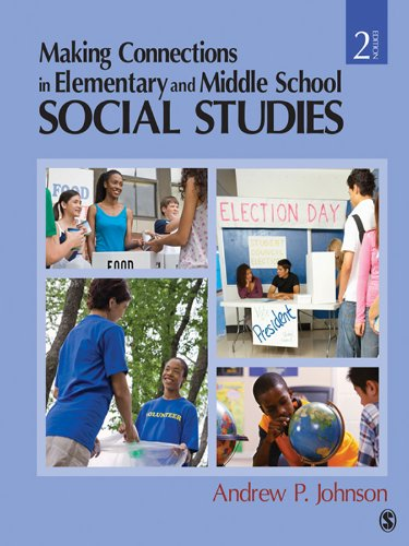 Download Making Connections in Elementary and Middle School Social Studies Pdf