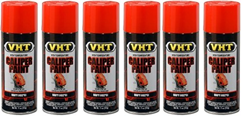 VHT SP733 Real Orange Brake Caliper Paint Can - 11 oz. by VHT (6) by Vht Paint (Image #1)