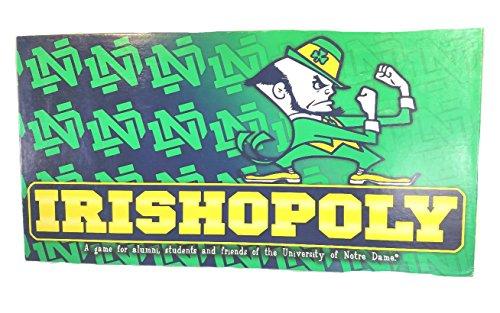 Irish-opoly Board Game