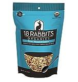 Cheap 18 Rabbits Organic Gracious Granola, Pecan, Almond & Coconut, 11 Ounce bag