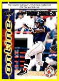 1998 Pacific Online #126 Donnie Sadler boston red sox