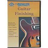 Behlen T21359 Guitar Finishing DVD