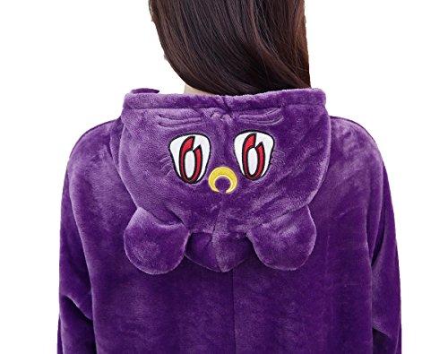Cat Cat Accappatoio Donna Topfly®;;;;; Donna Topfly®;;;;; Purple Purple Accappatoio ZW0FB7Wqn