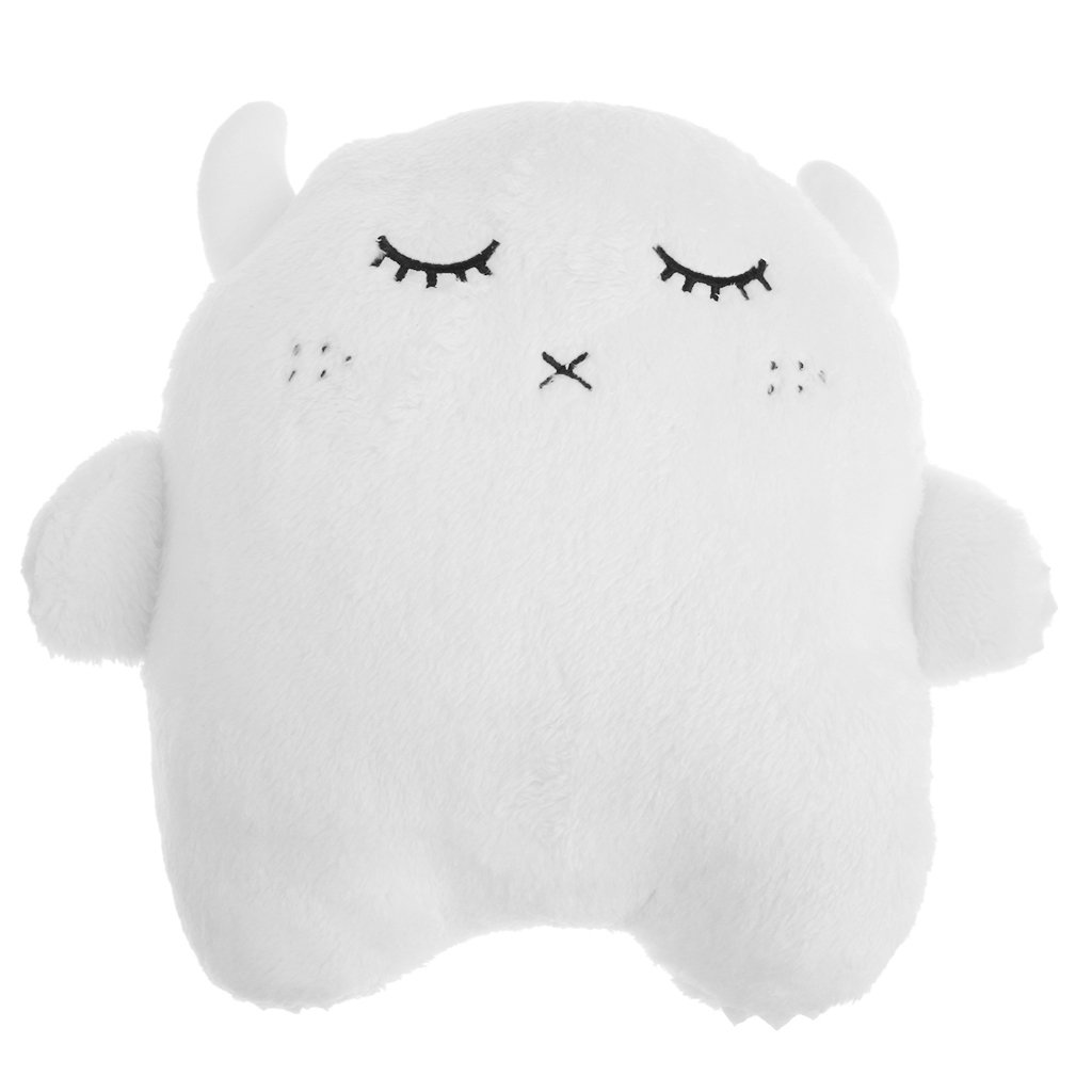MagiDeal Lovely Stuffed Plush Animal Rabbit Doll Sofa Cushion Soft Toy