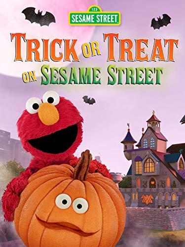 Sesame Street Hello Halloween (Sesame Street: Trick Or Treat On Sesame)
