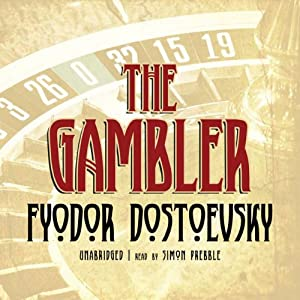 The Gambler Hörbuch