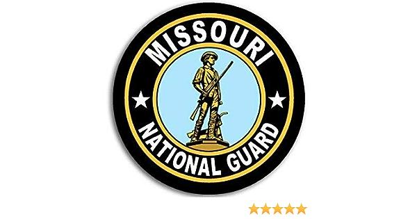 State Seal of MISSOURI Sticker DIE-CUT Vinyl Decal USA