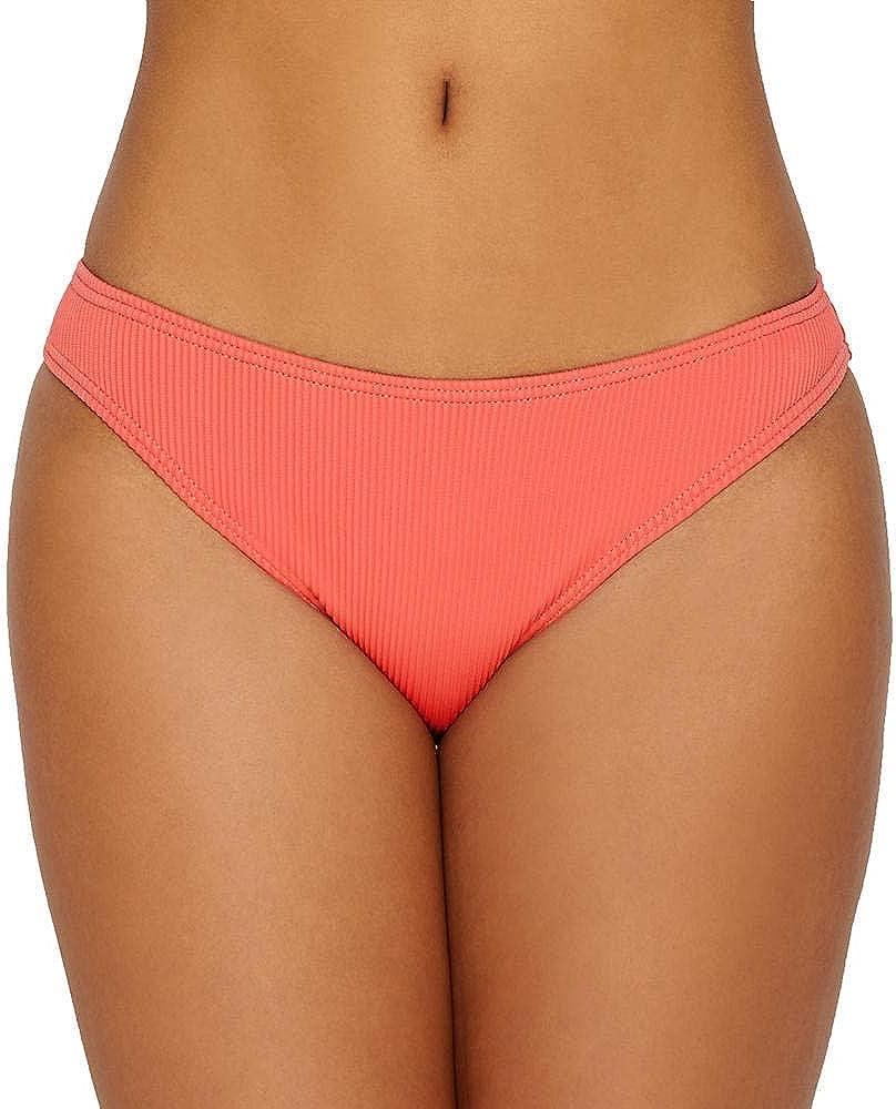 Pour Moi Womens Escape High Leg Brief Bikini Bottoms