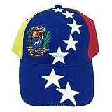 Tricolor Baseball Hat from Venezuela