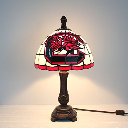 Texas A&m Tiffany Table Lamp - 8