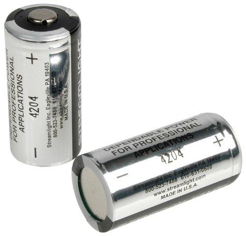 LaserMax CR-123 Batteries, 1 Pack - Lms 123