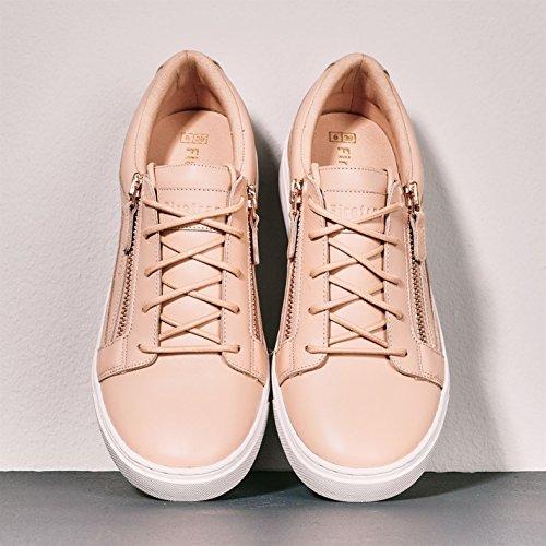 Firetrap Rapture lo zapatillas para mujer Nude Casual zapatillas zapatos calzado, color carne